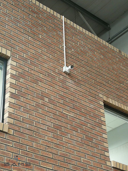 cctv, high placement, tamper proof
