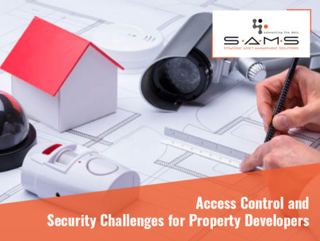 Access control and security challenges for property developers